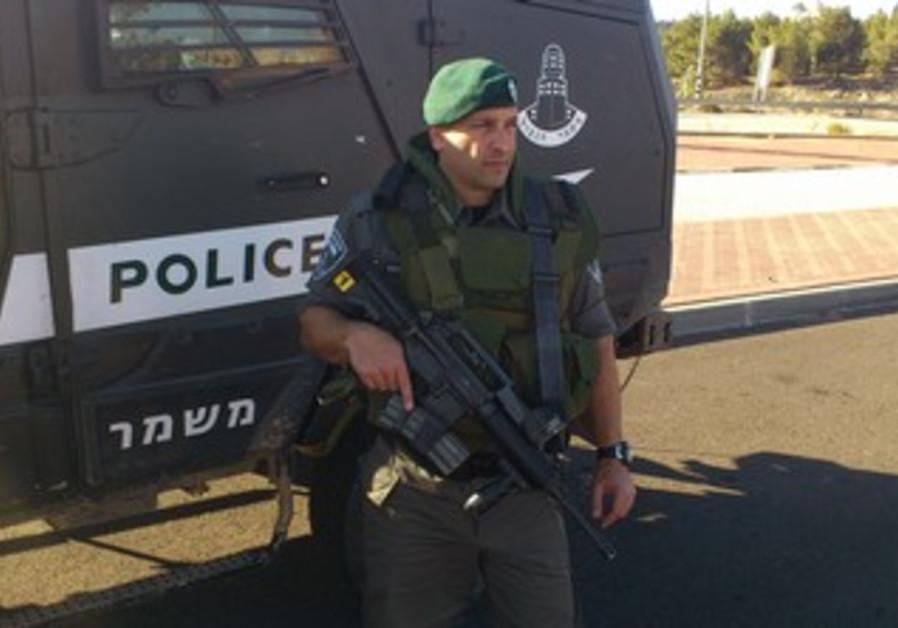 Border police [file]