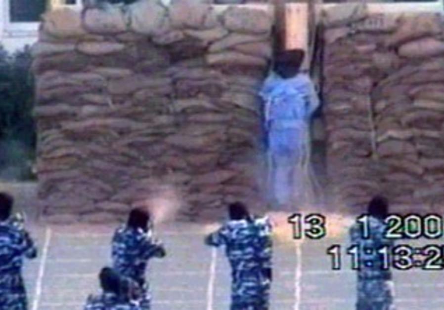 Hamas forces executes Majdi Mikkawi [file]