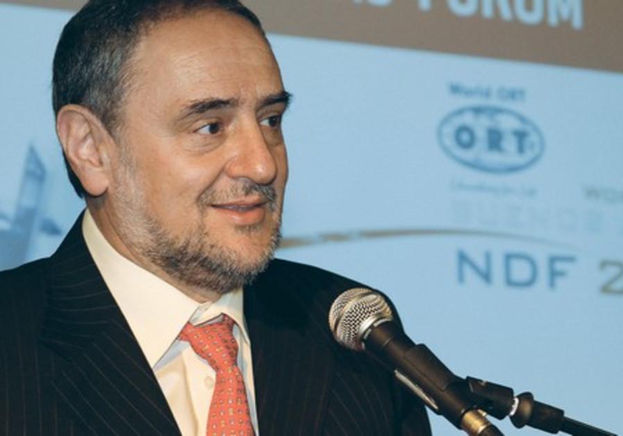 Robert Singer, CEO World ORT