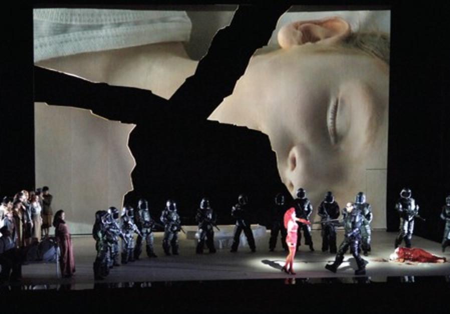 Gil Shohat's opera