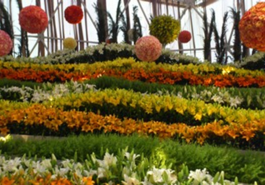 Haifa's International Flower Exhibition