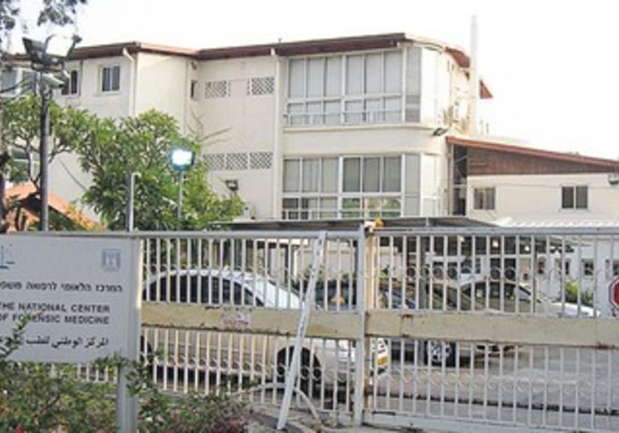 Tel Aviv Institute for Forensic Medicine