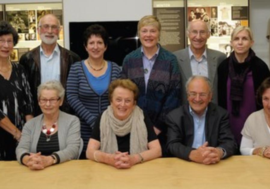 Board of New Zealand's Holocaust Center