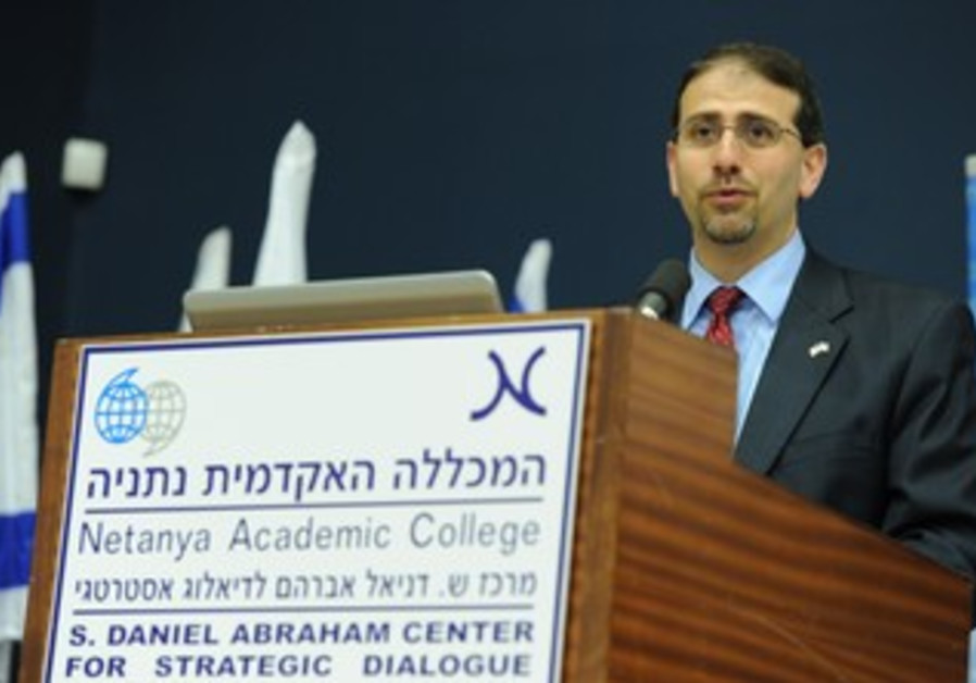 US ambassador to Israel Dan Shapiro