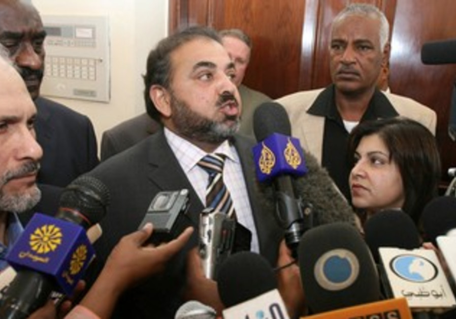 Britain's Lord Nazir Ahmed