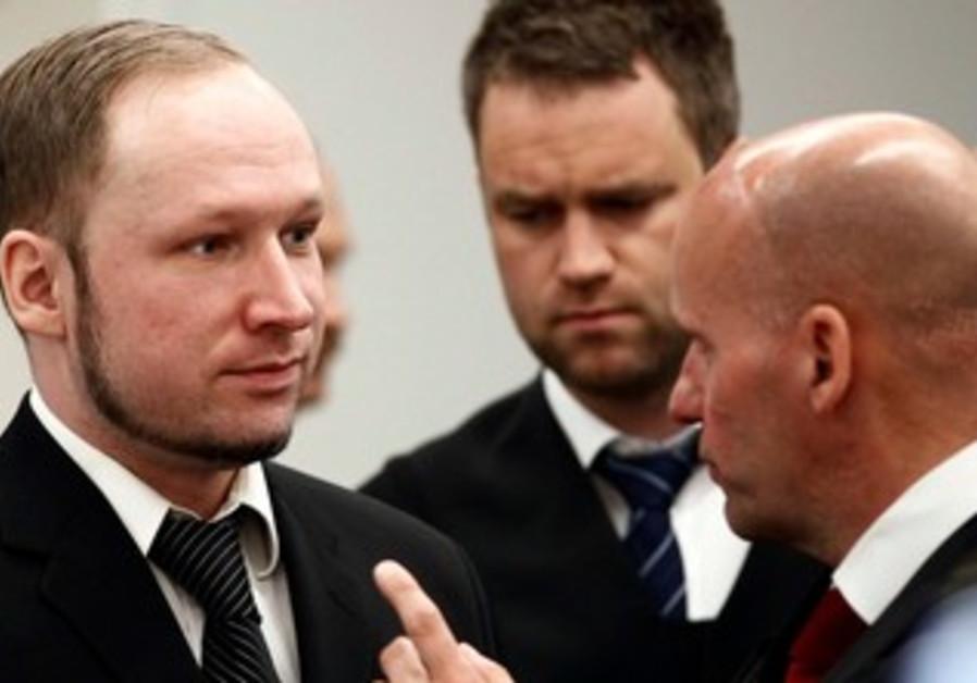 Norway mass killer Breivik on trial