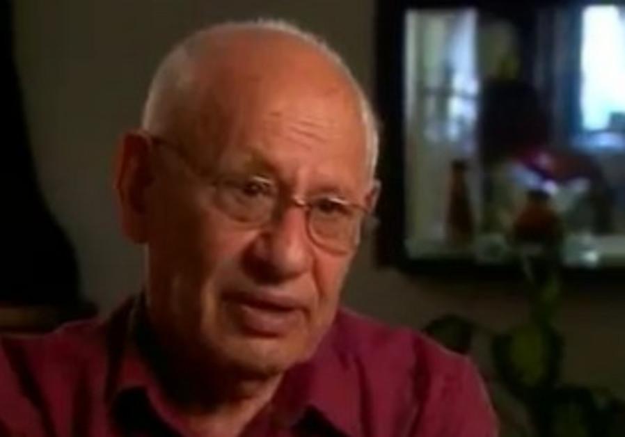 Holocaust survivor Zvi Unger