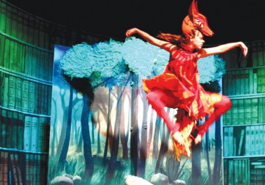 Kolben Dance Company performanc
