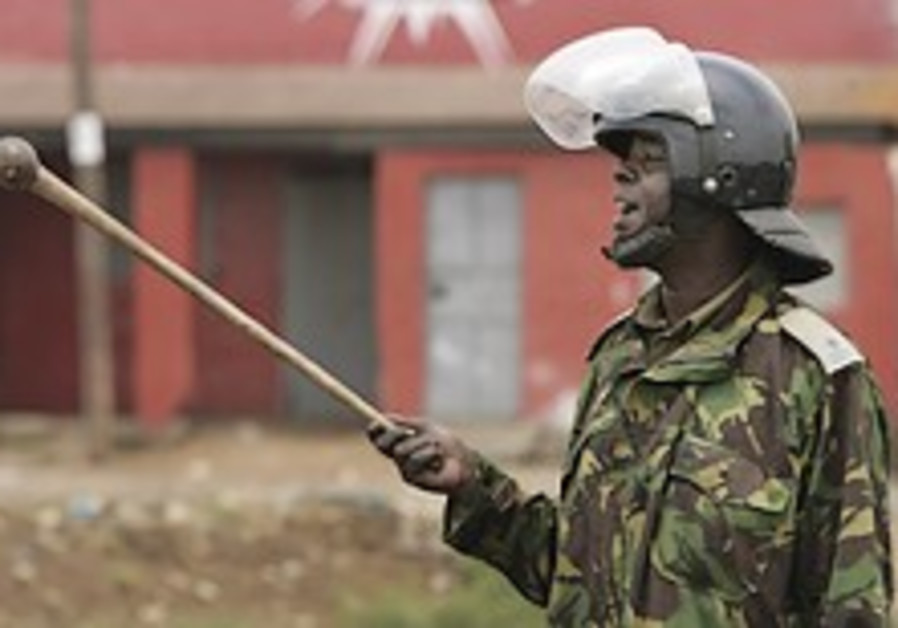 Kenyan peace talks continue after chief mediator leaves