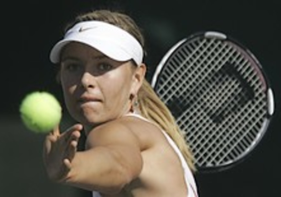 Tennis: Israel loses to Russia in Fed Cup tie