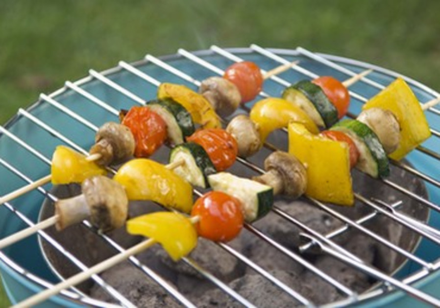 Healthy barbecue