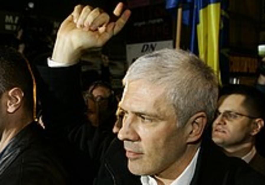 Pro-Western incumbent wins Serbia's presidency