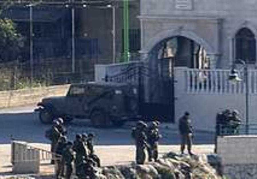 'Israel backs withdrawing from Ghajar'
