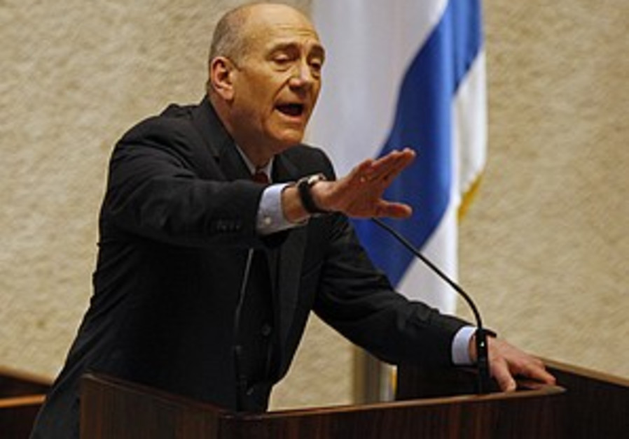 Civil Fights: Why Winograd boosted Olmert's popularity