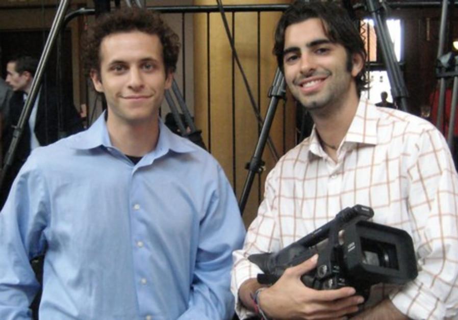 Michael Pertnoy and Michael Kleiman