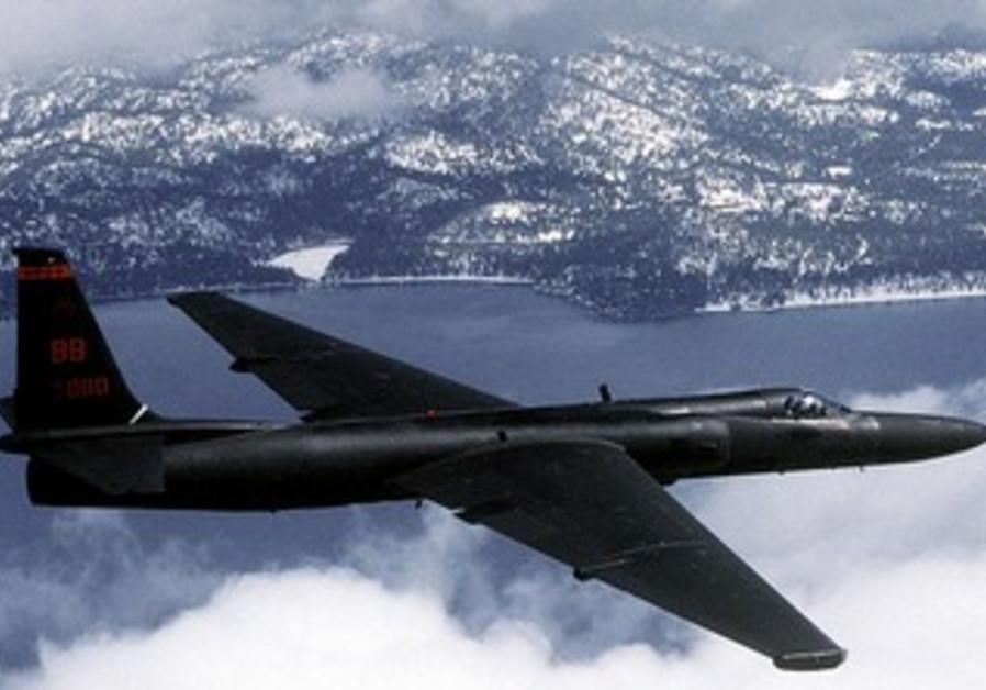 Lockheed U-2 spy plane