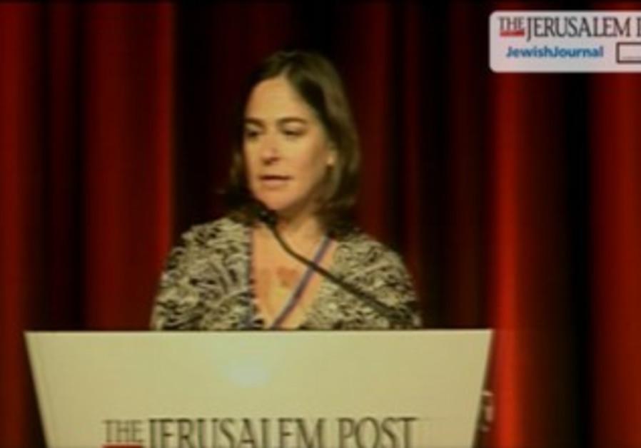 Caroline Glick at Jpost Conference