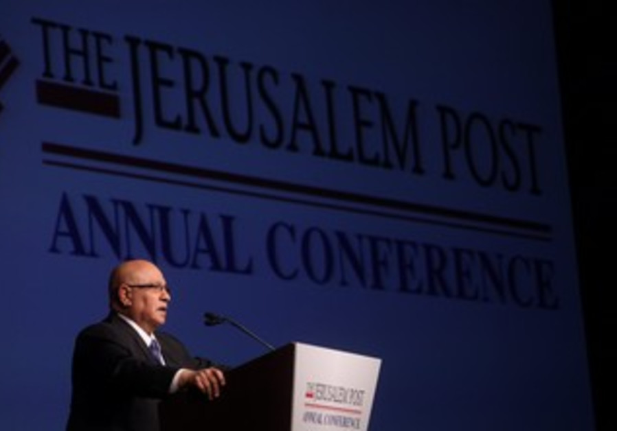 Meir Dagan at Jpost Conference
