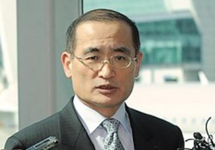 S. Korean envoy heads to US for talks on N. Korea