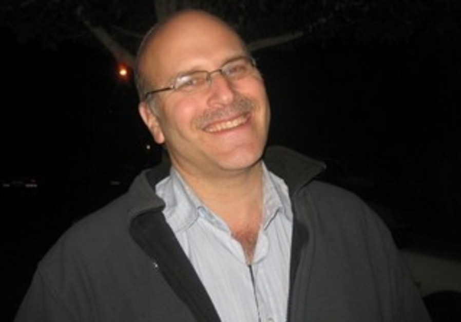 Anglo Likud Central Committee member Gidon Ariel