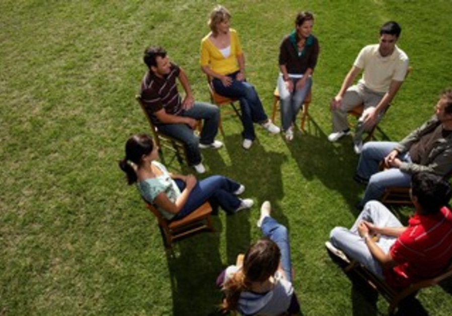 group psychotherapy