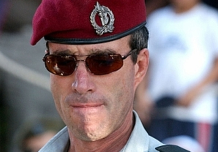 IDF manpower chief harassed at Kotel