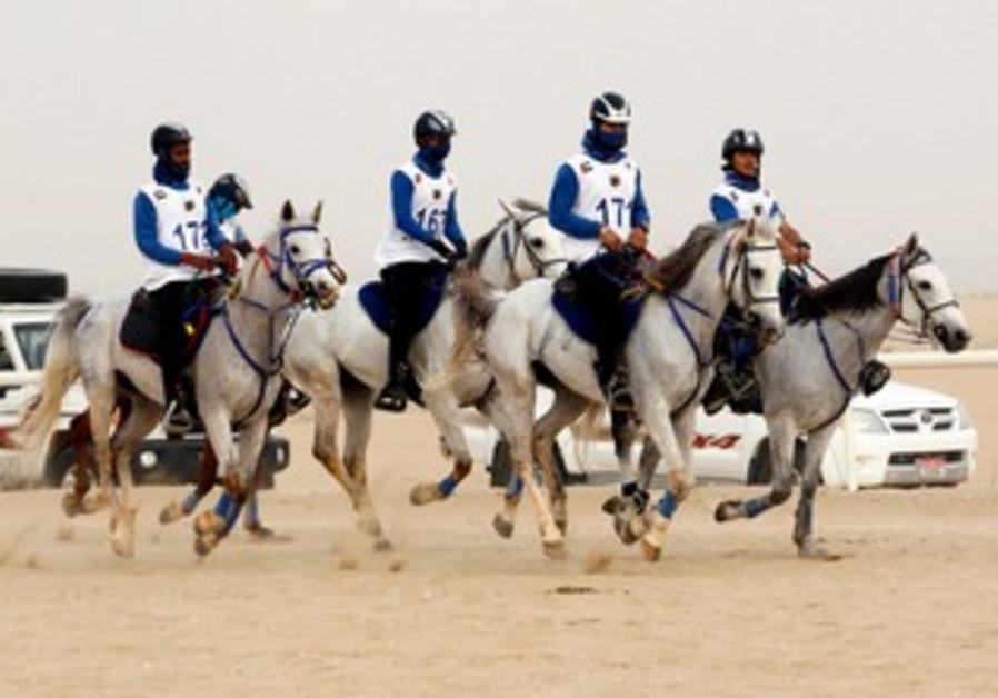 Dubai Crown Prince Endurance Cup