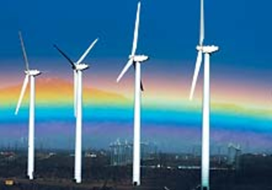 Golan Heights wind farm construction to begin soon