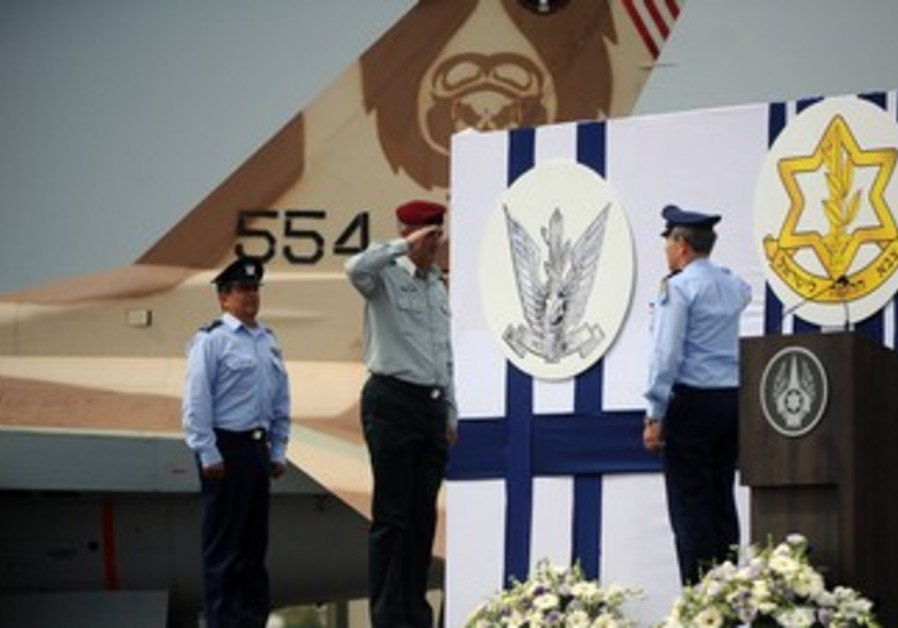 Maj.-Gen. Amir Eshel assumes command of IAF