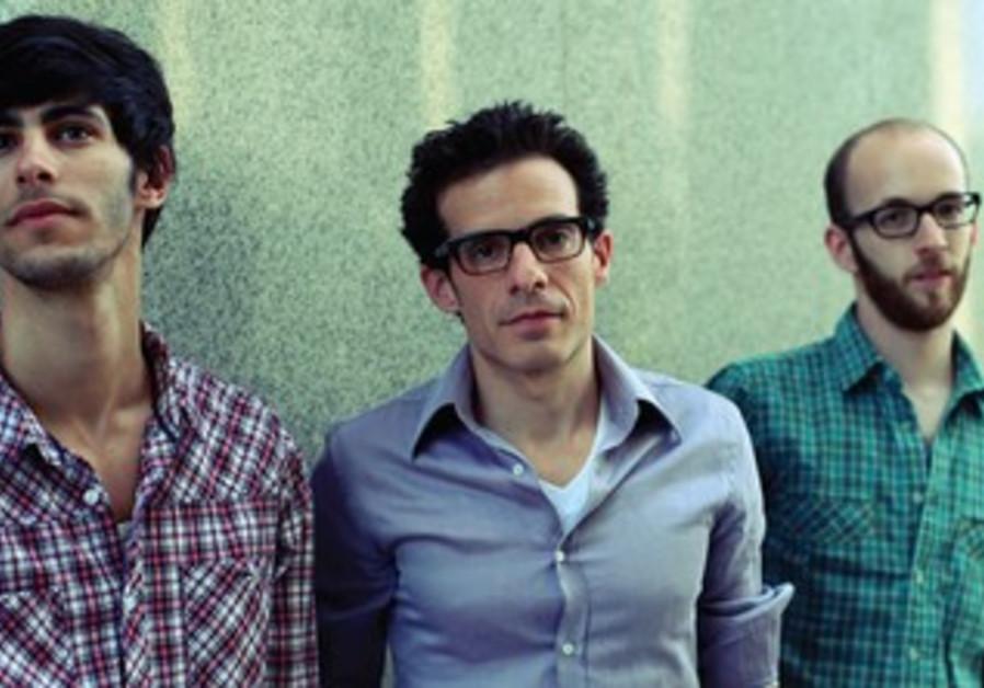 Shahar Gilad, Yonatan Ydov and Yoni Kory