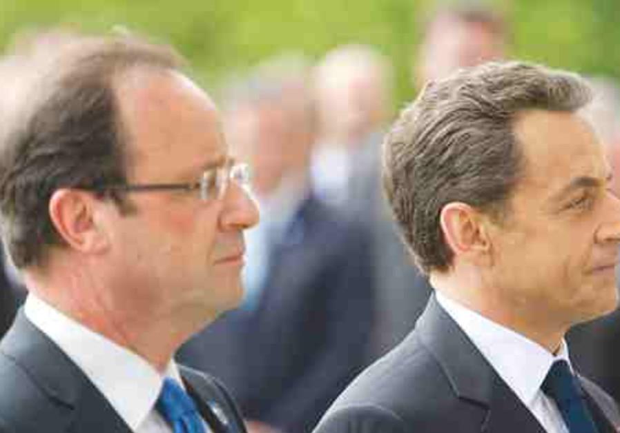 Deux présidents assistaient, côte-à-côte, à la cér