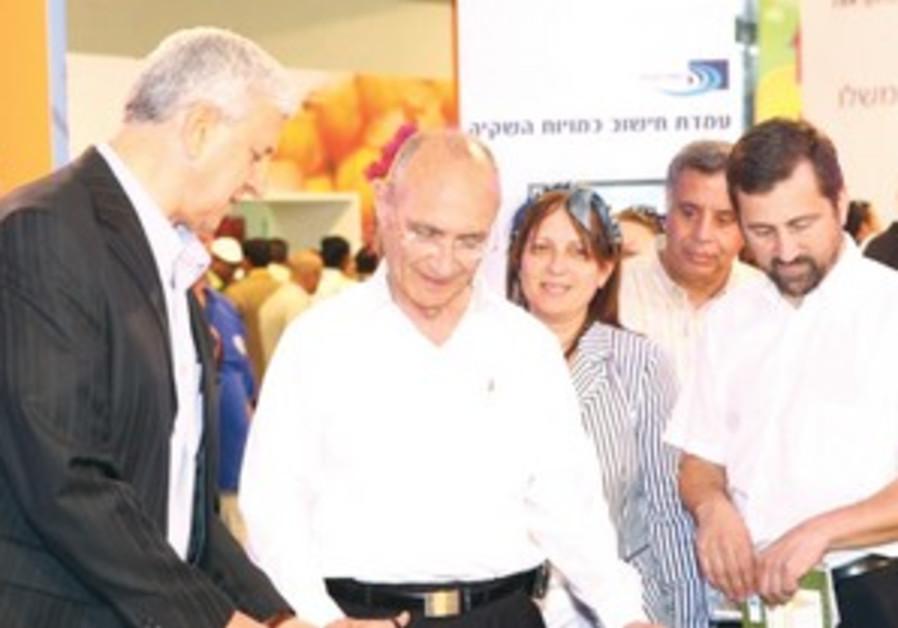 EMinister Uzi Landau opens CIPA conference