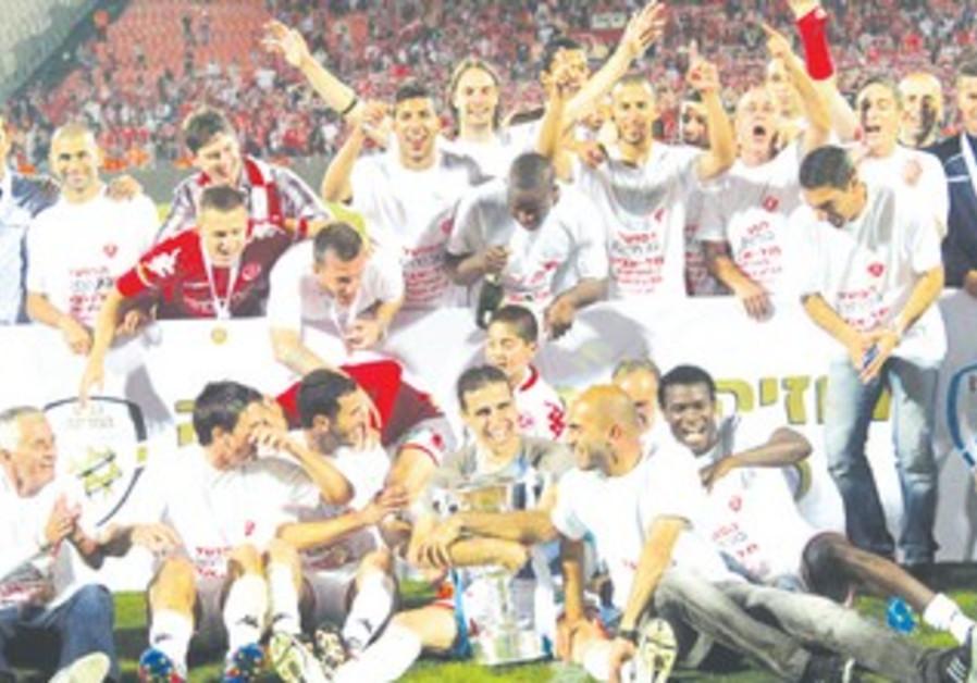 Hapoel Tel Aviv wins 3rd straight State Cup