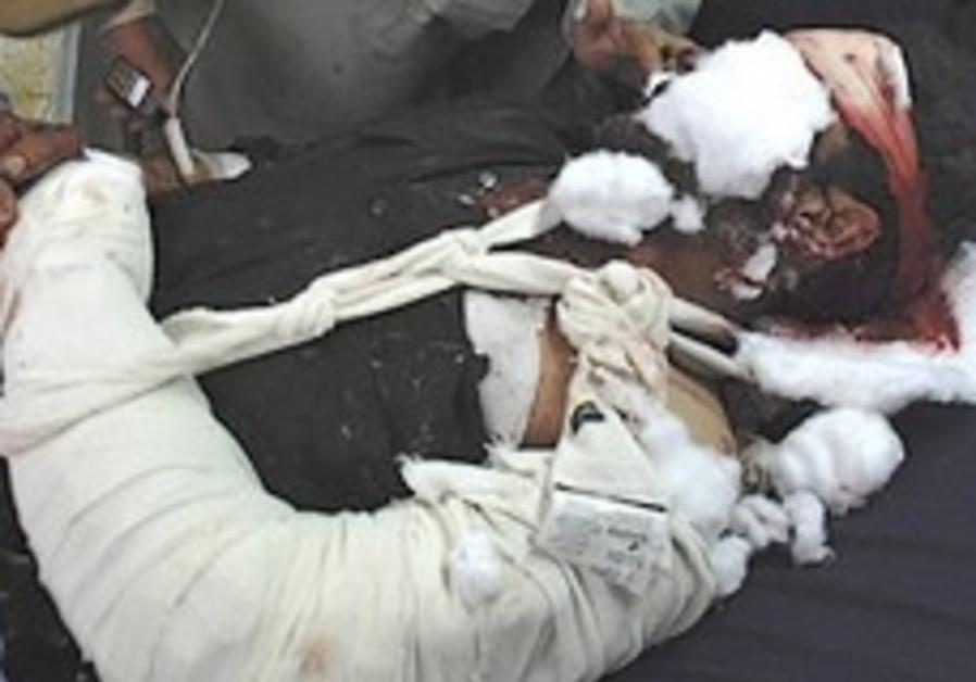 Bomber kills 48 at Pakistani mosque