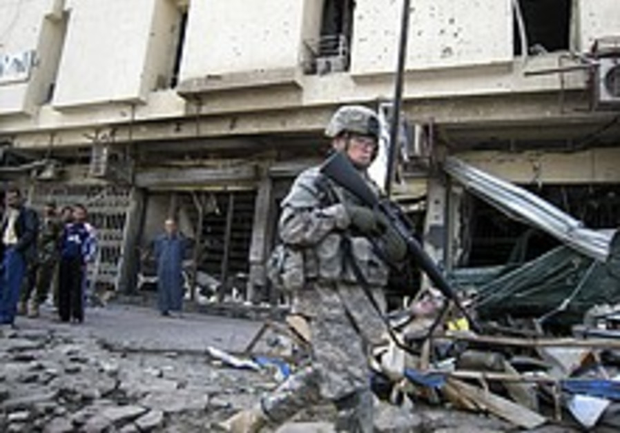 22 killed as twin car bombs target Sunnis in Baghdad