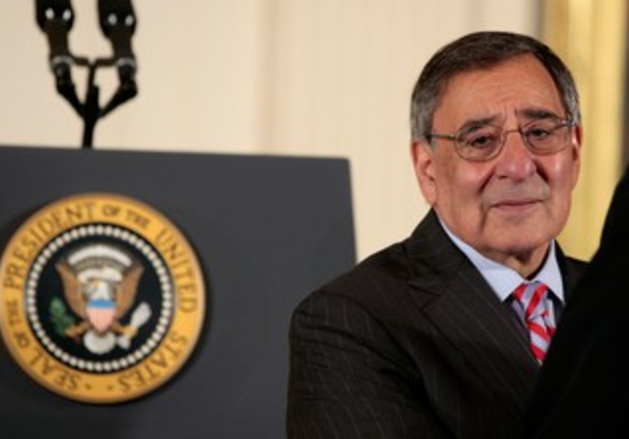 US Secretary of Defense Leon Panetta [file]