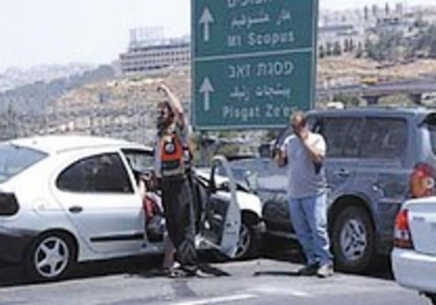 generic road accident picture
