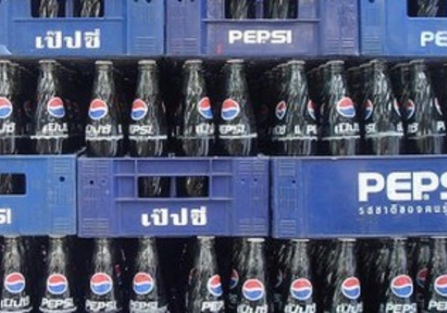 Pepsi, soda