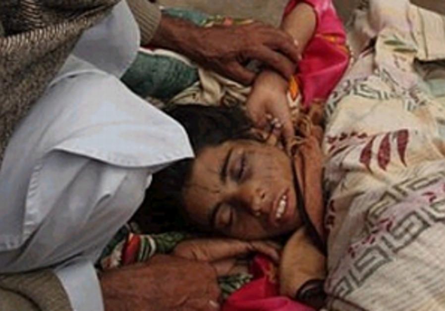 Pakistan accepts Israeli earthquake aid