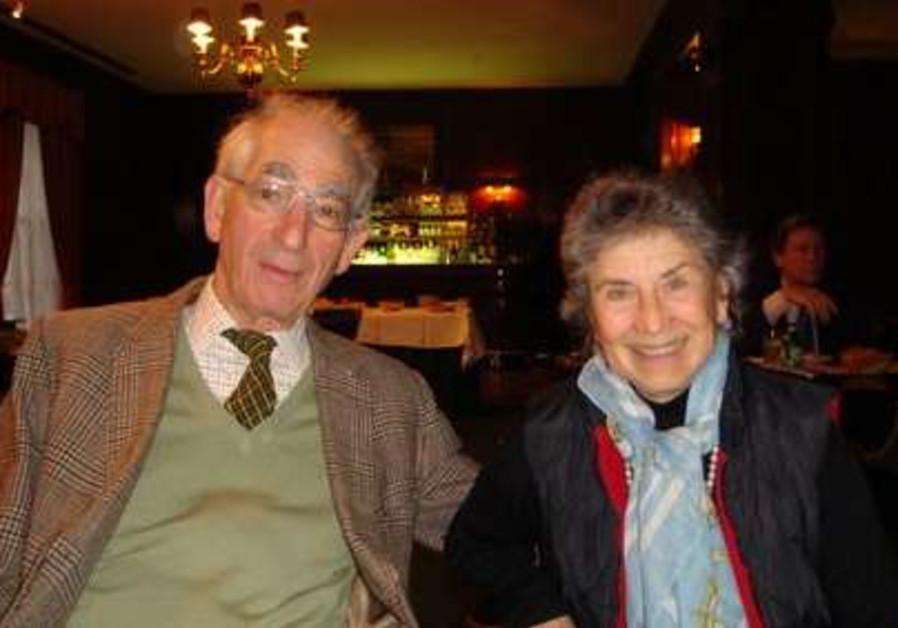 David and Gisele Littman