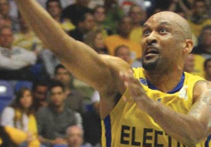 Maccabi Tel Aviv's Devin Smith