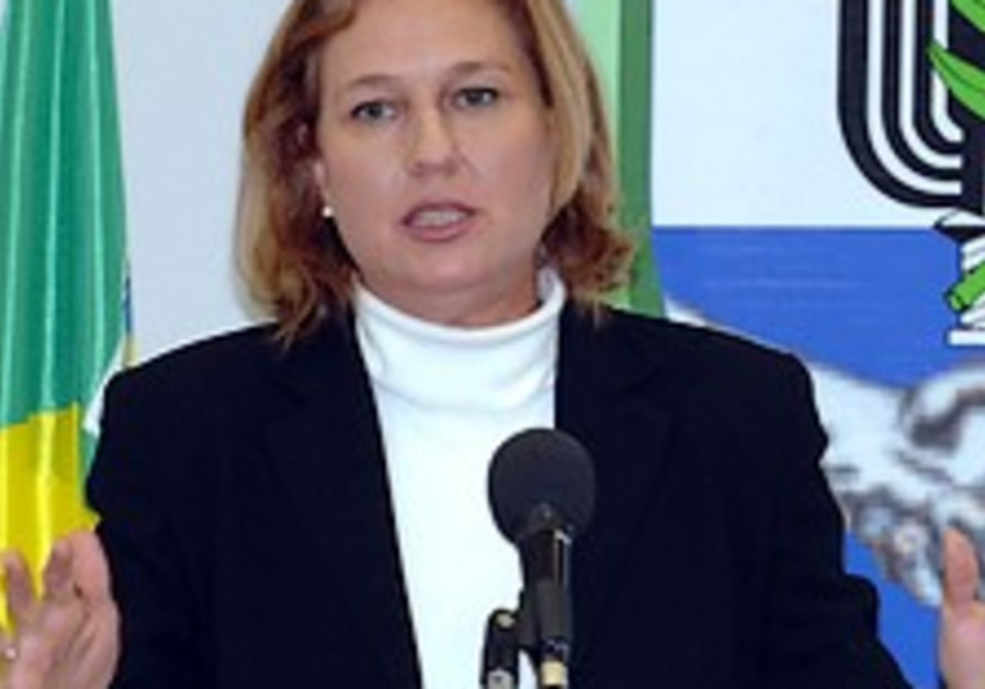 Livni: We'll reoccupy Gaza if necessary