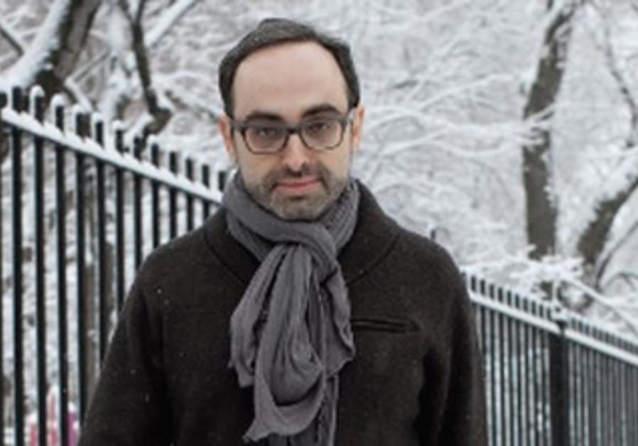 Author Gary Shteyngart