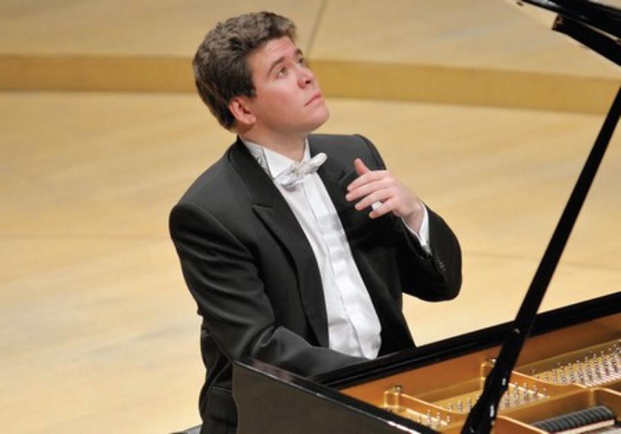 Pianist Denis Matsuyev