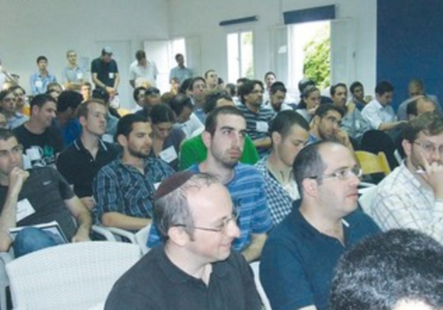 Jerusalem Start-up Weekend