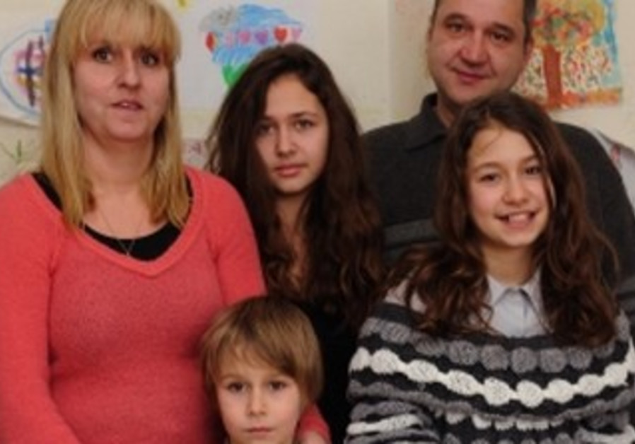 The Levy family of Sofia, Bulgaria