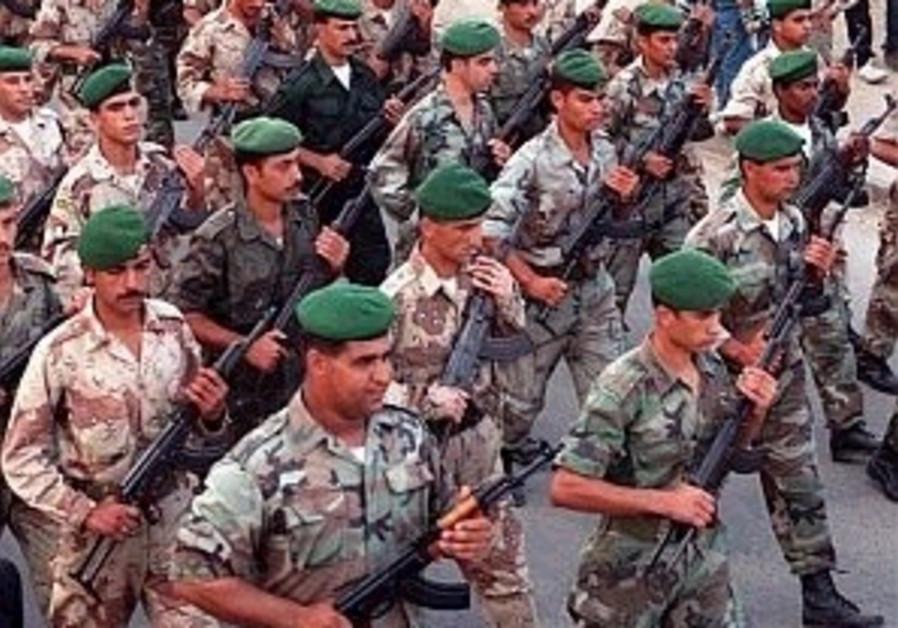 palestinian police 298