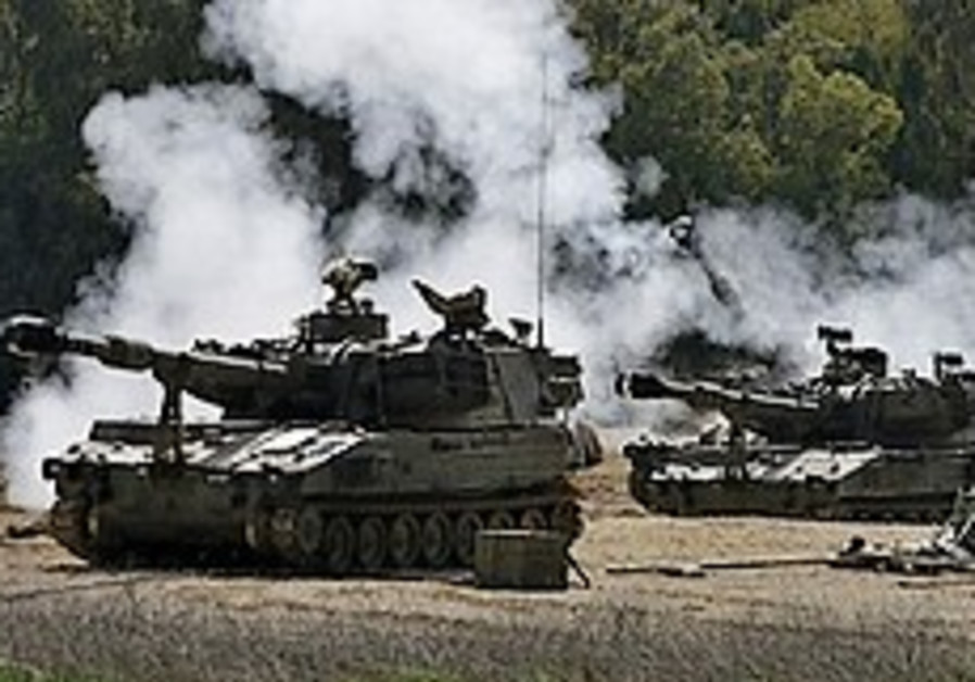 Anti-tank missile fired at IDF patrol