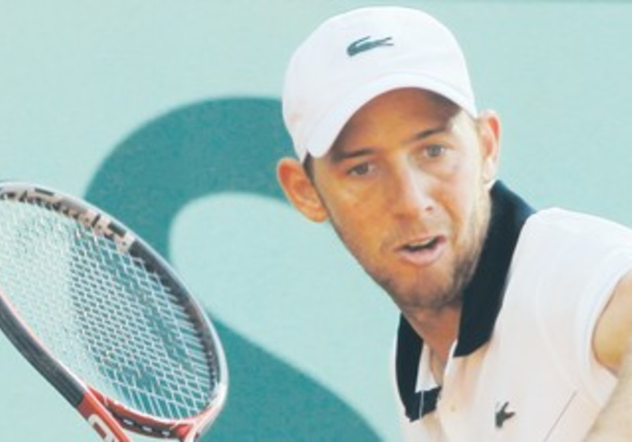 Dudi Sela at French Open