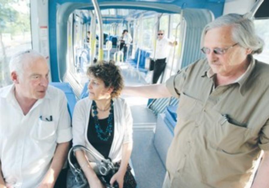 MK URI ARIEL and City Councillor Yael Entebbe